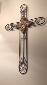 Wrought Iron Cross Atlanta, 30326