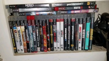 ps3 slim with extras