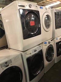 Kenmore front load steam washer & dryer set in excellent conditions 46 mi