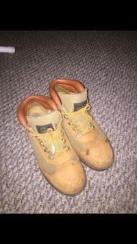 Timberland Field Boots College Park