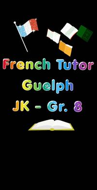 $20/45 mins Experienced French Tutor Guelph Guelph