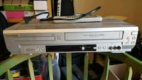 Sylvania VCR/DVD combo with remote Woodbridge, 22193