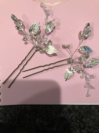 Crystal hair accessories  Fairfax, 22031