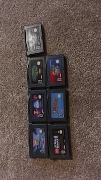 Assorted nintendo gameboy game cartridges St Albert, T8N 6E8