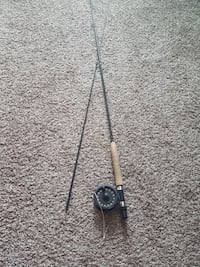 Used scientific anglers fly fishing rod in san diego letgo for Fly fishing san diego