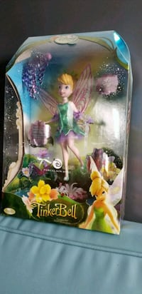 Tinkerbell porcelain doll Cambridge, N1R 6K5