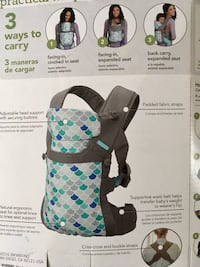 Infantino Practical Wrap & Buckle New with Tags Infant Carrier Scallop Springfield, 22152