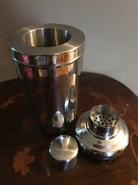 Stainless Steel Cocktail Shaker. Bolton