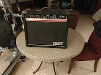 Crate G80 XL Guitar Amp with Celestion Speaker