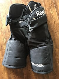 Used Black Reebok Pro Pant 20k For Sale In Hamilton Letgo