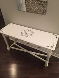 Beautiful Console Table!!!