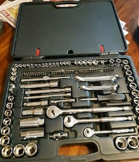 stainless steel socket wrench set Vancouver, V6Z 2W1