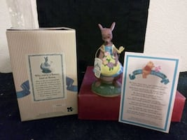 Disney Pooh & Friends NIB Porcelain Retired Kanga