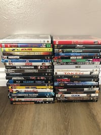 DVD movies nice collection Norco, 92860