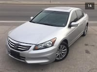 Honda Accord 2012 - Certified - New Tires and Brakes  Toronto
