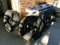 Wheels and tires for ford trucks  Vienna, 22180
