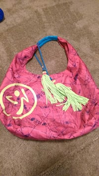 Zumba Gym Bag In South Bend