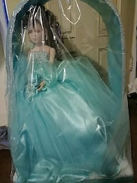 Quinceanera doll.