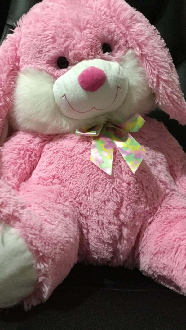 Pink Easter Bunny