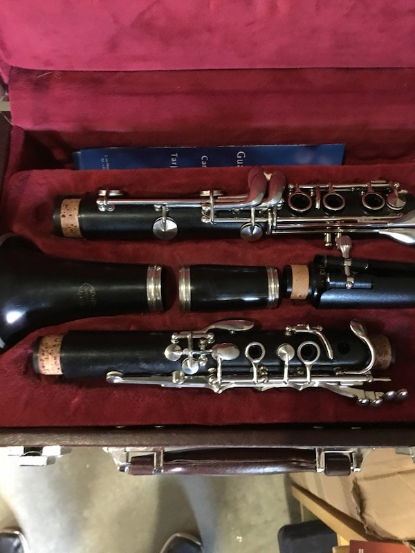 Fantastic Buffet E11 Wood Clarinet With Case Serviced Professionally Download Free Architecture Designs Itiscsunscenecom