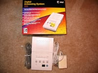 AT&T Digital Answering System 1720 Livonia