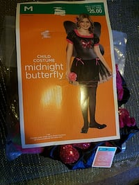New girls Halloween costume  Rockford, 61108