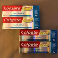 Colgate Daily Repair Toothpaste 6oz Rockville