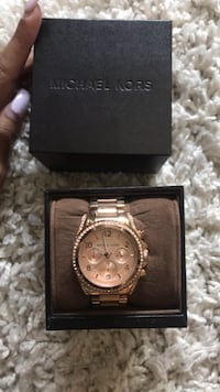 Michael Kors Watch Rose Gold Vaughan, L4H 0W9
