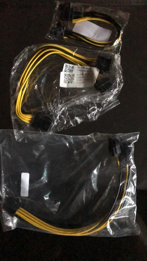 Video Card power cables