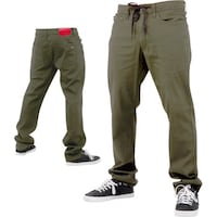 NEW RDS Pants 34 REED ARMY GREEN Vancouver, V5X 1J4