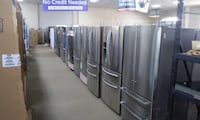 ON SALE! Samsung KitchenAid & More Refrigerator Fridge Delivery Available With Warranty #776 Houston, 77037
