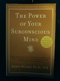 The Power of Your Subconscious Mind by Joseph Murphy, Py. D., D. D. book Myersville, 21773