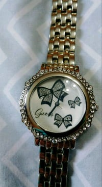 Gorgeous Like New Authentic Guess Brand Watch.   Toronto, M9M 1J7