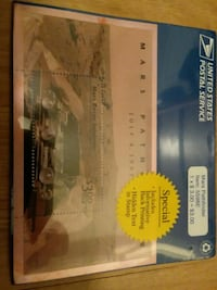 Mars Pathfinder Collectable Stamp Lynchburg, 24502