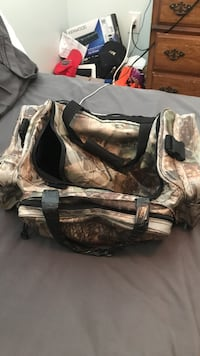 Camouflage duffle bag Melbourne, 32935