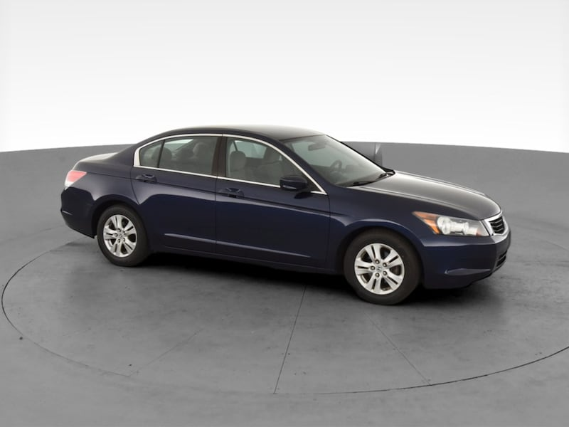 2009 Honda Accord sedan LX-P Sedan 4D Blue  2d38bbce-dc84-4126-9357-cdd82b7bed99