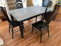 Dining Table and Chairs Temecula, 92592