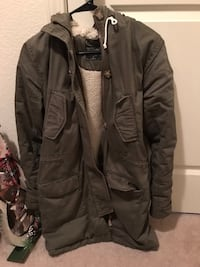 Abercrombie and Fitch coat 798 mi