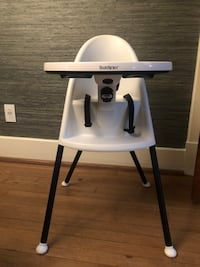 Baby Bjorn High Chair Alexandria, 22307