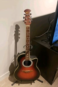 Ovation acoustic electric
