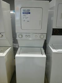 Whirlpool washer dryer stack tested 24 inch  Englewood, 80110