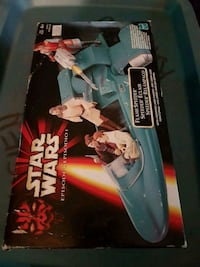 Star wars episode 1 flash speeder