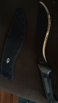 Black Gerber knife  Winnipeg, R2W 2J9