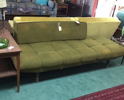 Only one left! Vintage studio sofa!