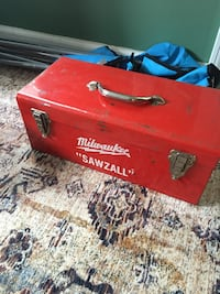 Milwaukee sawsall.   Vintage model 6511 Fairfax, 22030