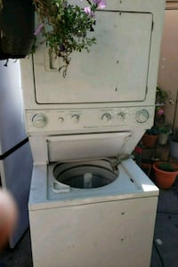 white stackable washer and dryer Tucson, 85710
