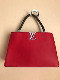 LV Capucines Size Large Vancouver