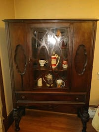 brown wooden cabinet with mirror Boonsboro, 21713
