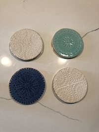 Anthropologie Coasters  San Antonio, 78257