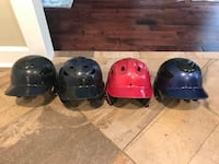 Batting helmets/$5 each or all 4 for $16. Great gift Fairfax Station, 22039